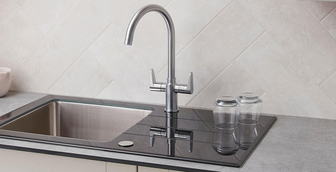 Kitchen sinks and taps Perth