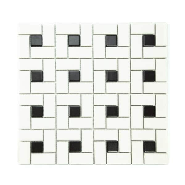 Mozaic 300x300mm Porcelain, ceramic, glass & other materials tile