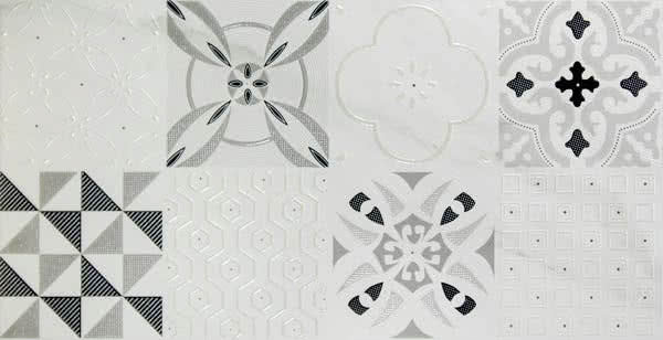 White Matt Porcelain Tile