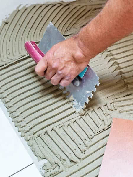 Materials & Tools for Professional Tiling Job Perth
